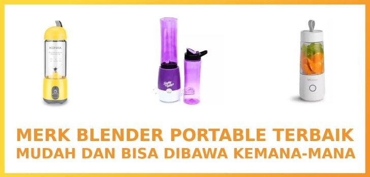 blender portable mudah dibawa-bawa